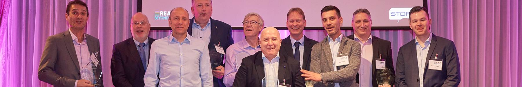 Safer Together Annual Awards Europe