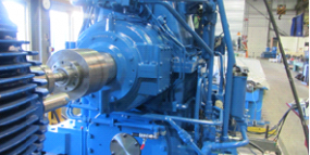 Inspection and repair of Wartsila SCV68-P46 gearbox