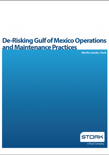 Whitepaper: De-risking Gulf of Mexico O&M Practices