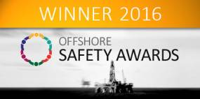 Stork excels at the 2016 Offshore Safety Awards