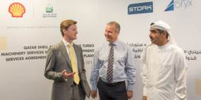 Stork Oryx JV awarded seven year contract by Qatar Shell