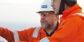 Stork awarded Shell Southern North Sea technical support contract
