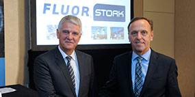 Press release: Fluor agrees to acquire Stork, a Dutch based Global Industrial Services company