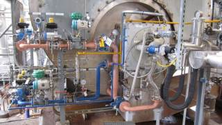 Successful Hydrogen Burner Conversion