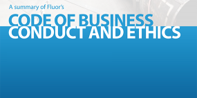Summary Fluor Code of Business Conduct & Ethics [EN]