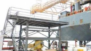 Fabrication/construction of modular access platform