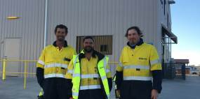 Scaffolding trainees set to achieve great heights in Australia