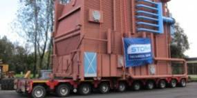 Waste Gas Fired Steam Boiler
