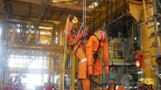 Rope access cable replacement - ZADCO