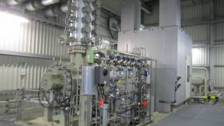 RWE Dea - Compressor station Brammer - Germany