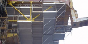 System scaffolding challenges at UKCS operator