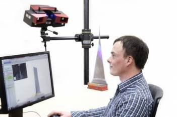 3D scanning service and capabilities