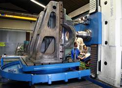boring and milling machines