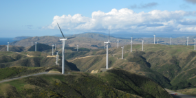 Wind turbine inspection New Zealand