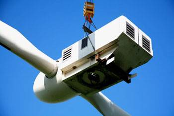 Repair and modification of wind turbines