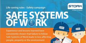 Safe Systems of Work: life-saving rules safety campaign