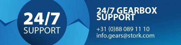 Contact us for 24/7 gearbox support