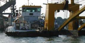 Preventive maintenance of deep suction dredger's gearbox
