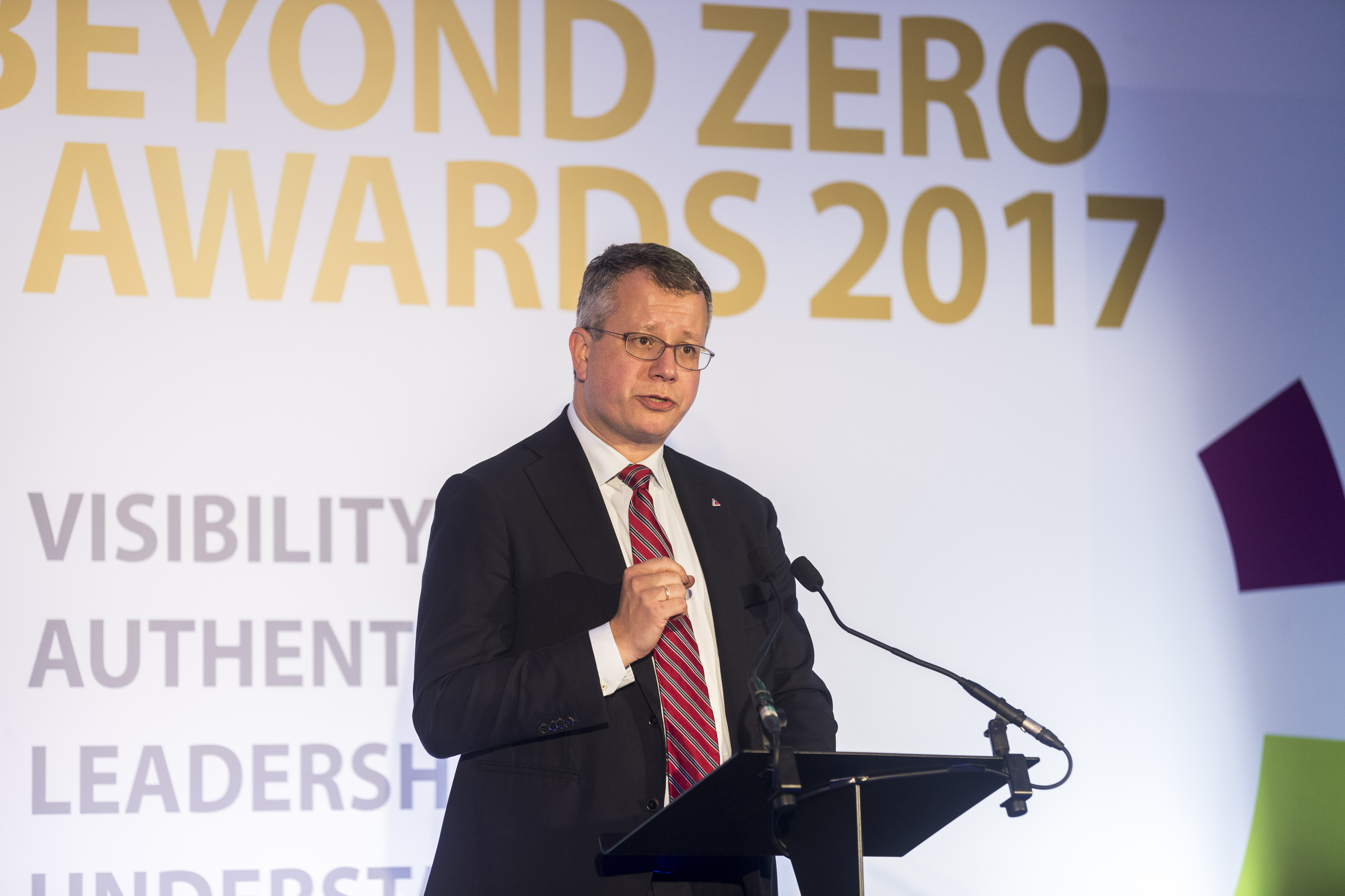 The UK & Africa 2017 REACH Beyond Zero Annual Awards