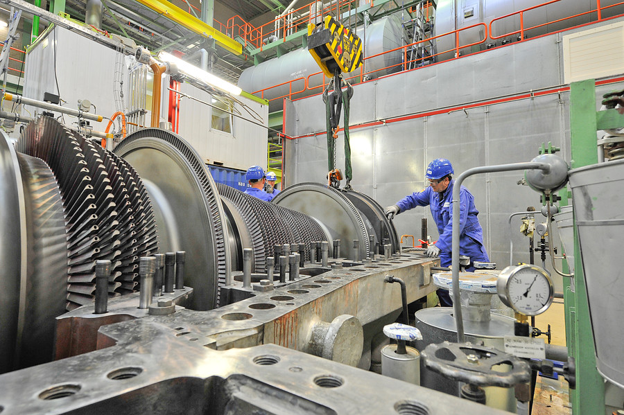 Steam Turbine Maintenance and overhaul